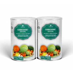 Cabbichoke Crystal (2 cans / 1 month)