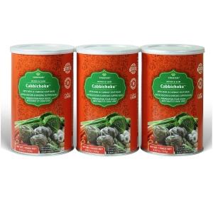 CABBICHOKE ORIGINAL SOUP (3 Cans/1Month)