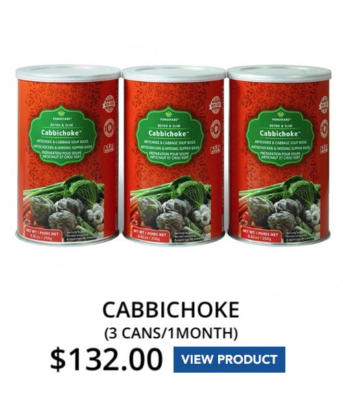 Cabbichoke 3 Cans