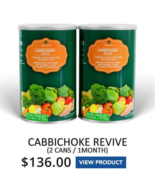 Cabbichoke Revive 2 Cans