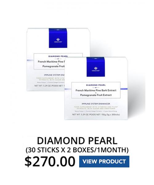 Diamond Pearl 2 Boxes