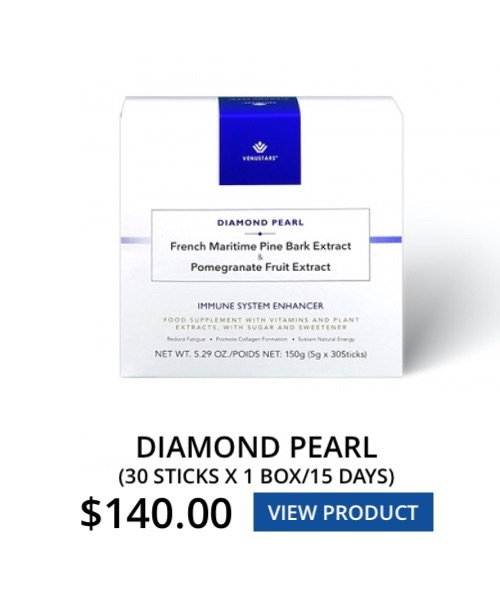 Diamond Pearl 1 Box
