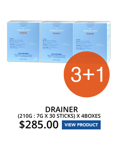Drainer 3+1 Boxes